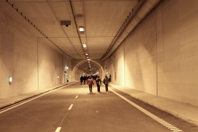 Tunel pod Martwą Wisłą