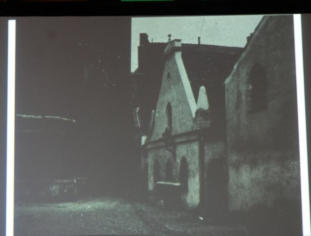 Ulica Mariacka - wykład