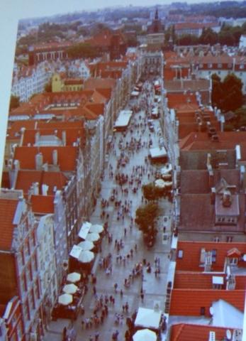 ulica Długa i Długi Targ - wykład