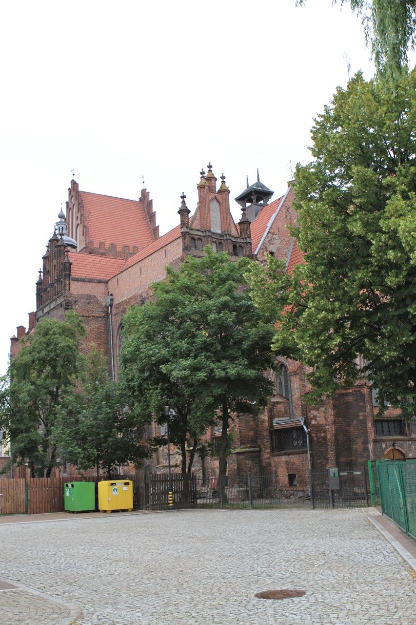 uliczka św. Piotra