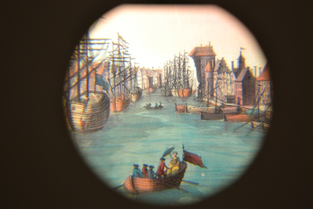 Magiczne skrzynki - Dom Uphagena