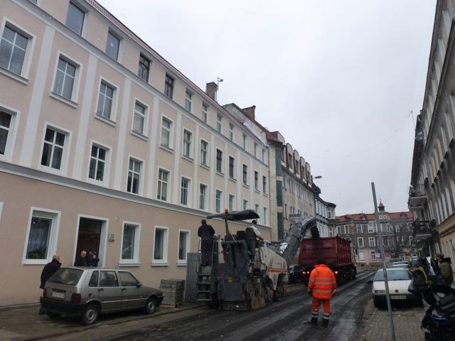 ulica Wajdeloty w Gdańsku