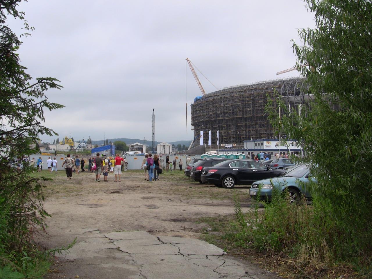 PGE Arena Gdańska - Dzień Otwarty