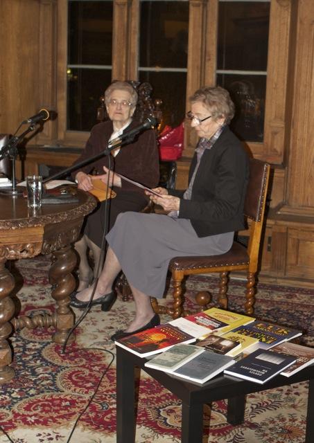 Promocja książki Heleny Zawistowskiej
