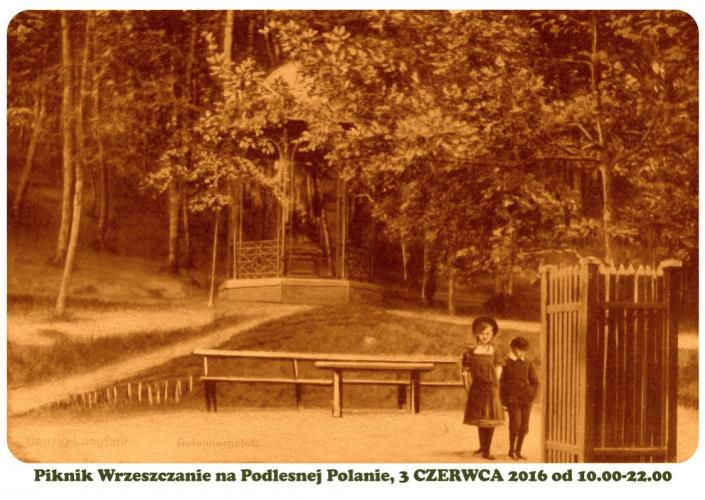 Wrzeszczanie na Leśnej Polanie