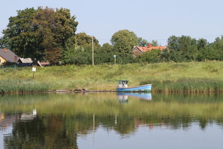 Wyspa Sobieszewska - rejs statkiem