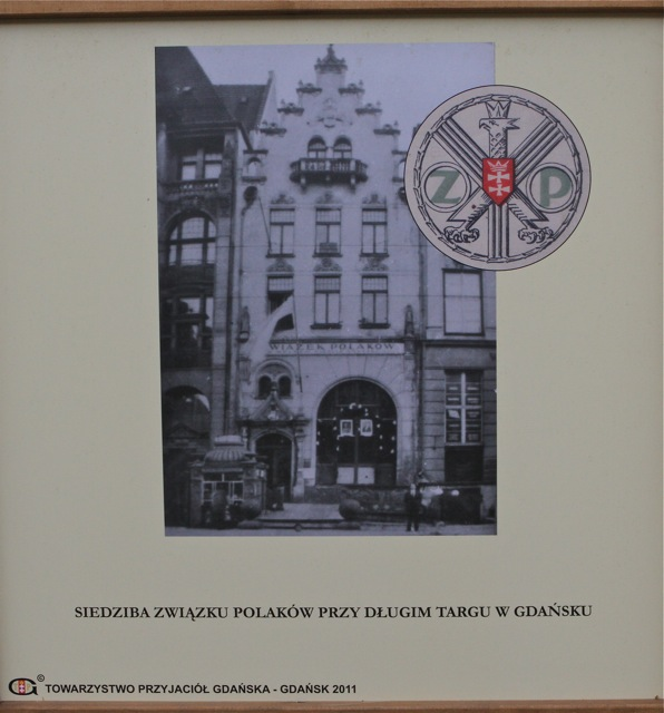 Wystawa Polacy w Wolnym Mieście Gdańsku