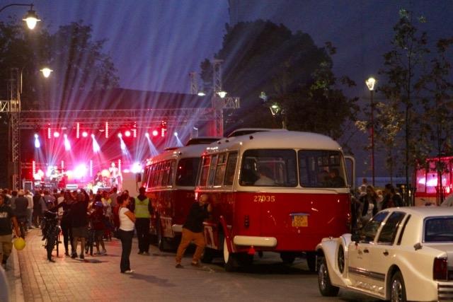 Dolne Miasto - zabawa w stylu retro