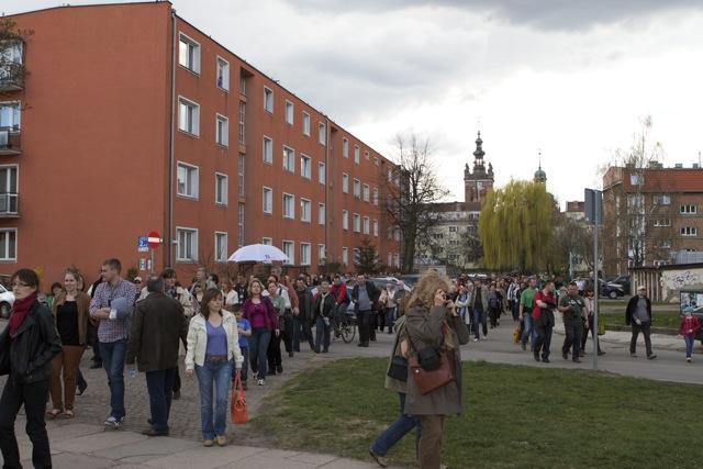 iBedekerowy spacer po Gdańsku