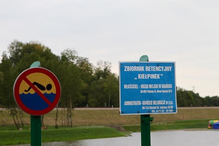 Zbiornik Kiełpinek