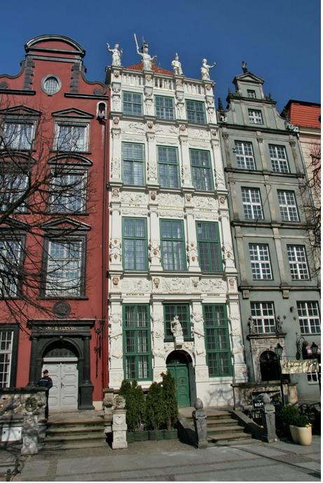 Złota Kamieniczka Gdańsk