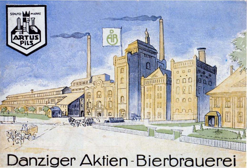 Browar w Gdańsku Wrzeszczu