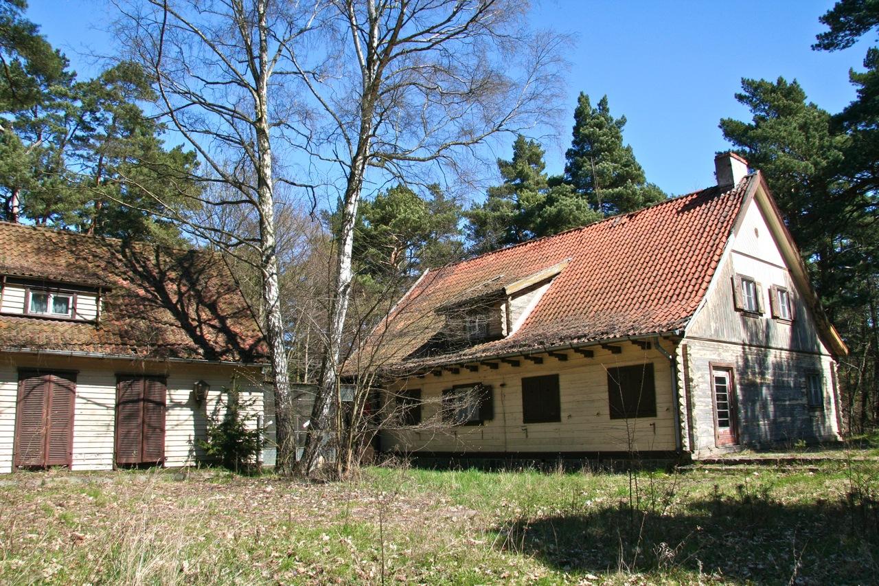 Forsterówka - letnia rezydencja gauleitera Alberta Forstera
