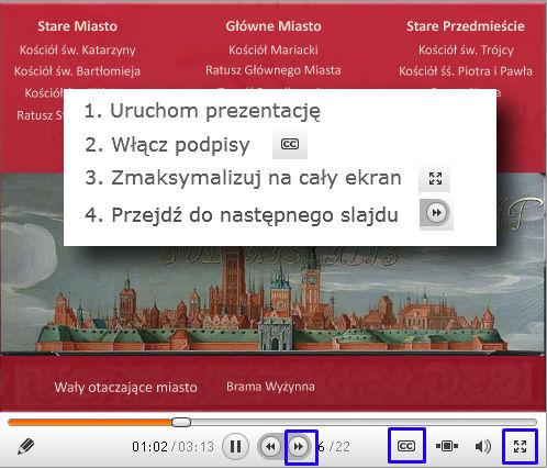 Slideboom - Instrukcja obsługi