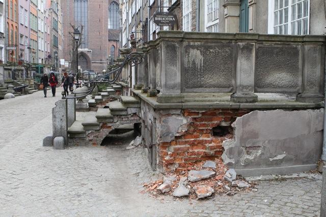 Ulica Mariacka, kwiecień 2011 r.