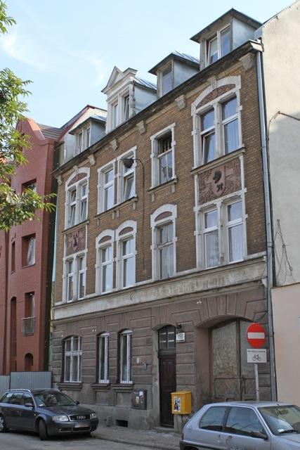 Zamczysko w Gdańsku