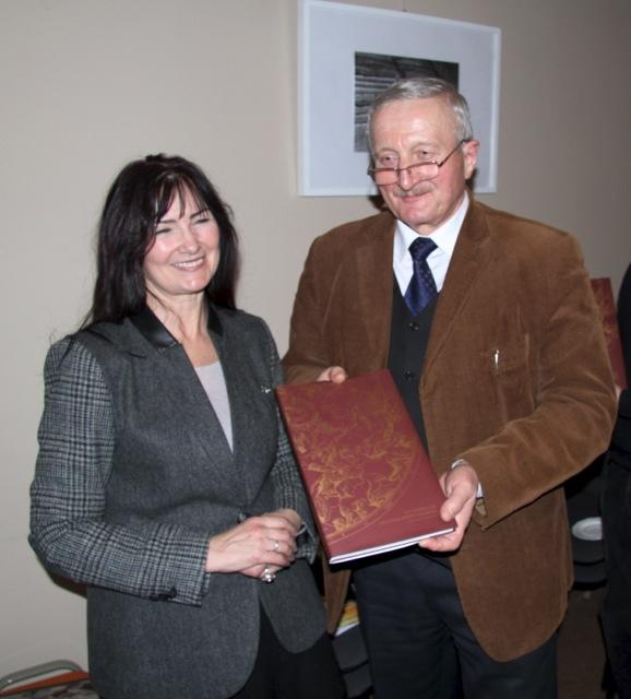 Maria Mendel i Józef Włodarski