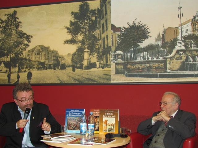 Andrzej Januszajtis (z prawej) i Stanisław Sikora