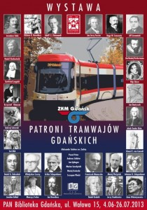 patroni gdańskich tramwajów