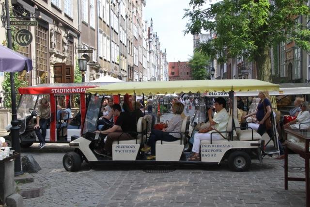 City Tour Forum Kobiet Biznesu zwiedzanie Gdańska