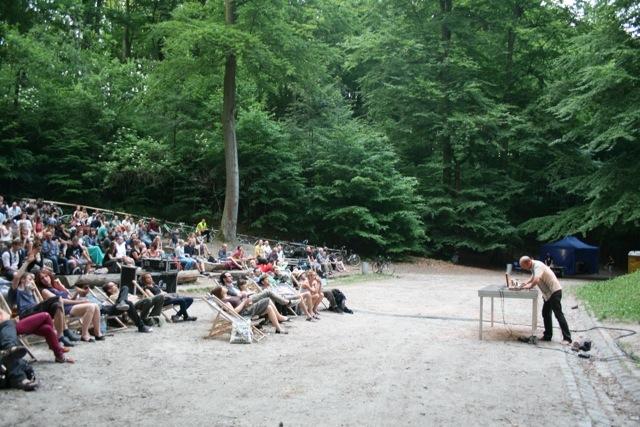 Teatr Leśny Gdańsk Wrzeszcz