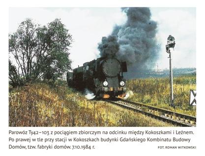 Koleją z Wrzeszcza na Kaszuby