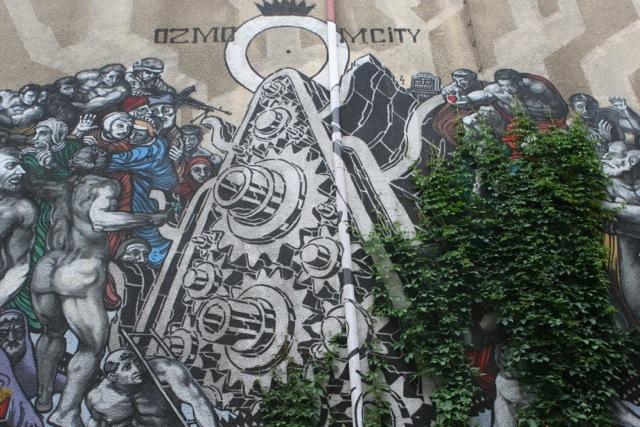 Gdańsk mural zwiedzanie