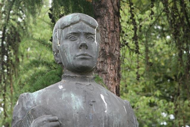 pomnik Marii Konopnickiej w Gdańsku