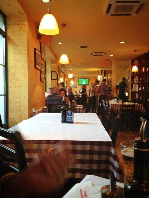 Restauracja Tesoro w Sopocie