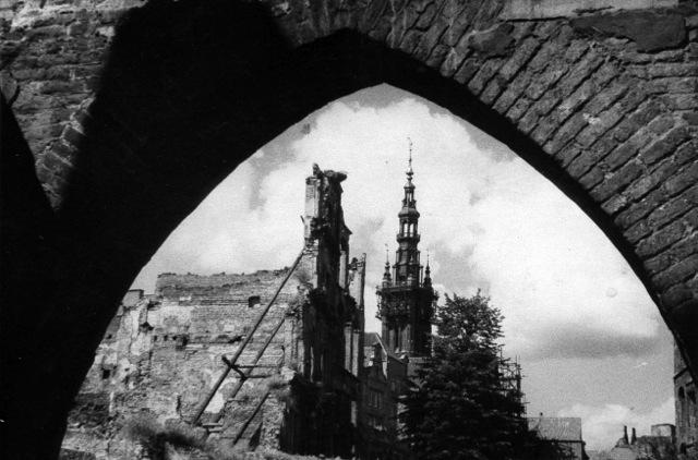 Powojenny Gdańsk