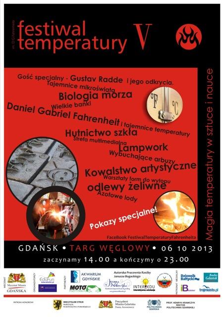 V Festiwal Temperatury