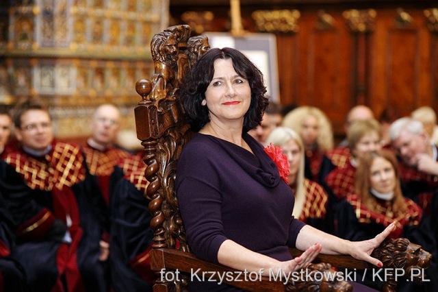 Ewa Kowalska  / Fot. Krzysztof Mystkowski/KFP