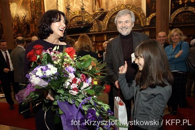 Ewa Kowalska - Medal Mściwoja II