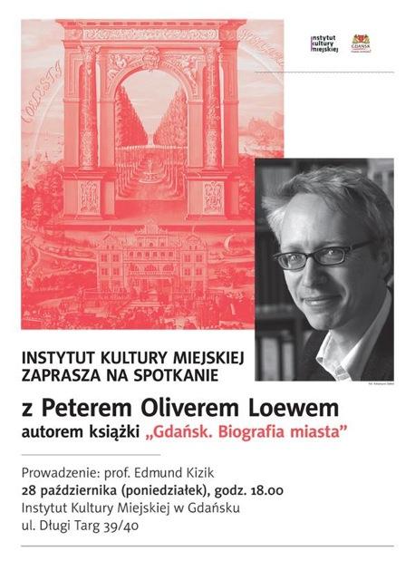 spotkanie z Peterem Loewem