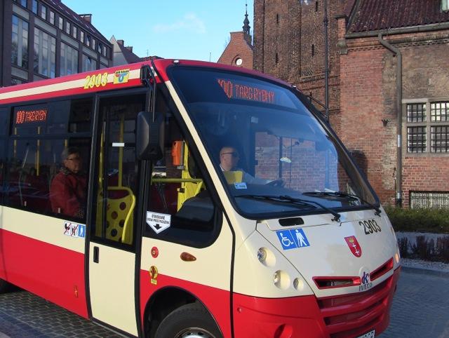 Bardzo dobryFantastyczny Setka w Gdańsku, czyli autobus linii 100 JL47
