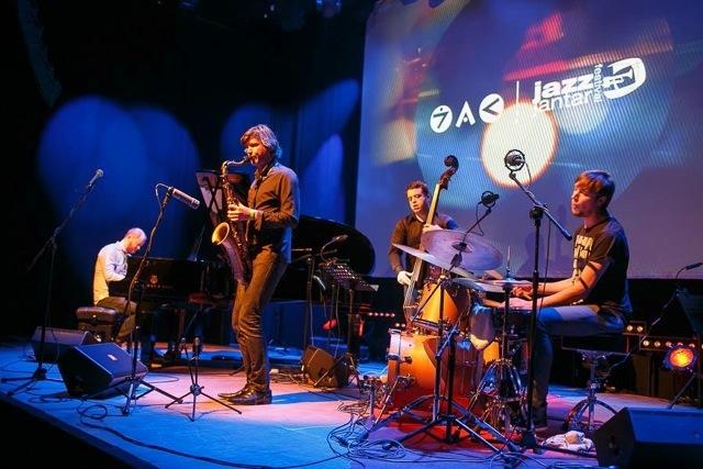 Jacob Dinsen Quartet