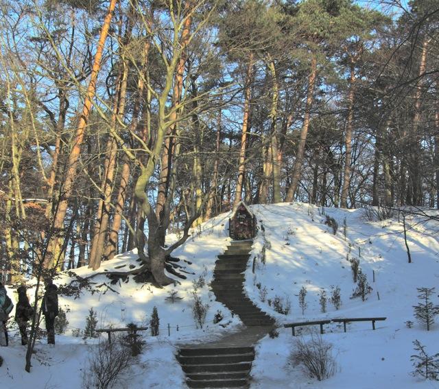 Gdynia Chylonia. Góra św. Mikołaja