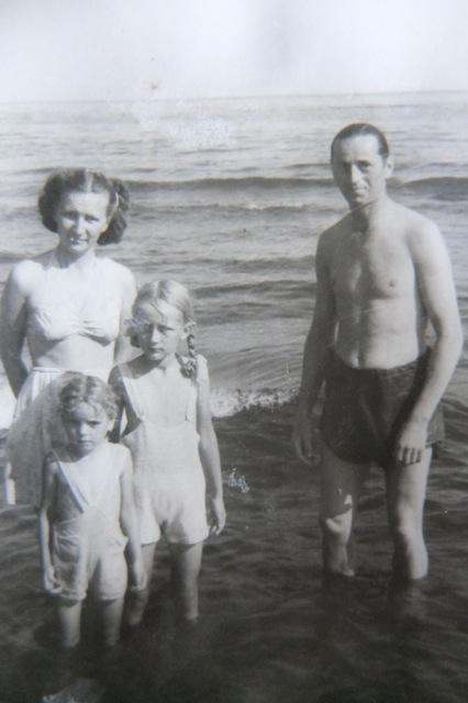 Andreas Kasperski - stuletnia opowieść rodzinna