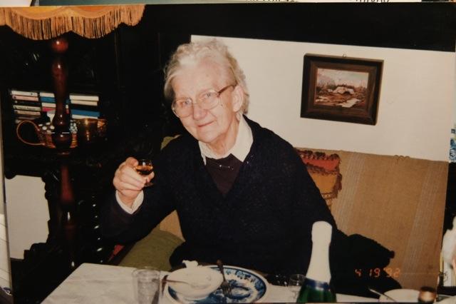 Babcia Andreasa Kasperskiego