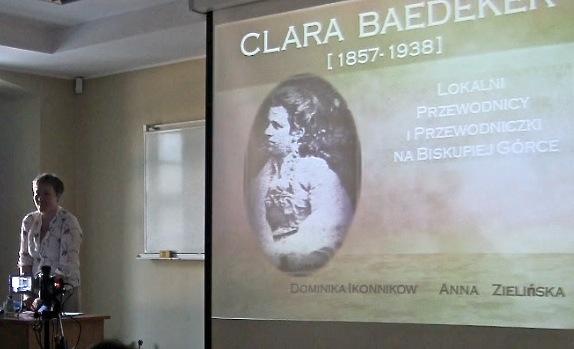 Clara Baedeker