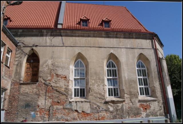 kościół i szpital św. Ducha