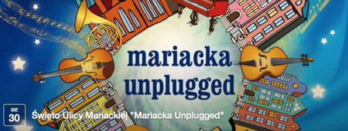 Mariacka unplugged