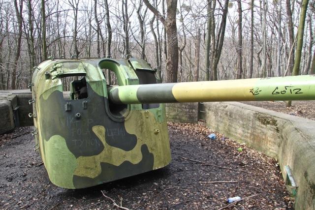 Bateria Artylerii Stałej - Gdynia Redłowo