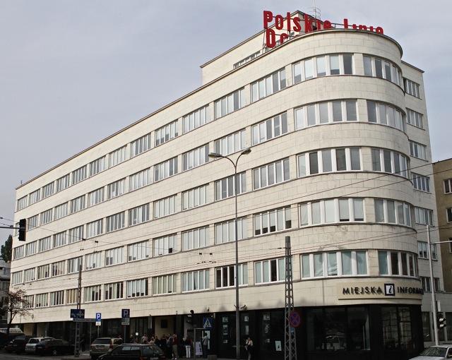 modernistyczna Gdynia