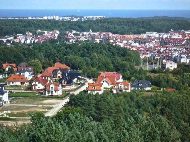 Gdynia - zielone miasto