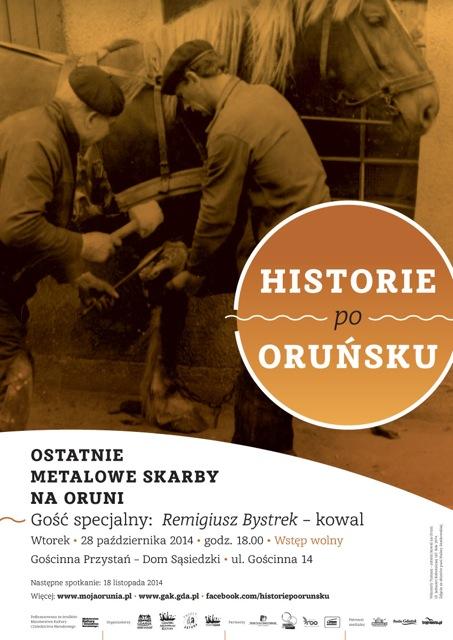 Historie po oruńsku