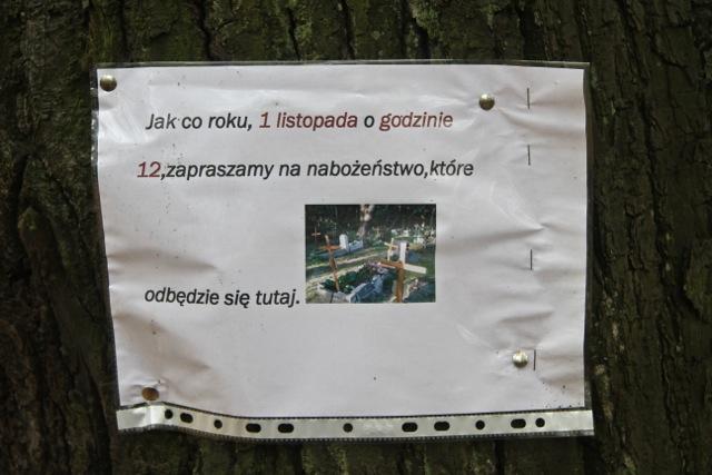 Cmentarz w Kolibkach