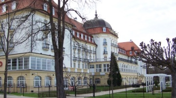 Grand Hotel w Sopocie cz. II