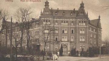 Szkoła Wojenna w Gdańsku (Kriegsschule)