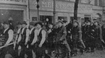 21 marca 1939 r. na Biskupiej Górce